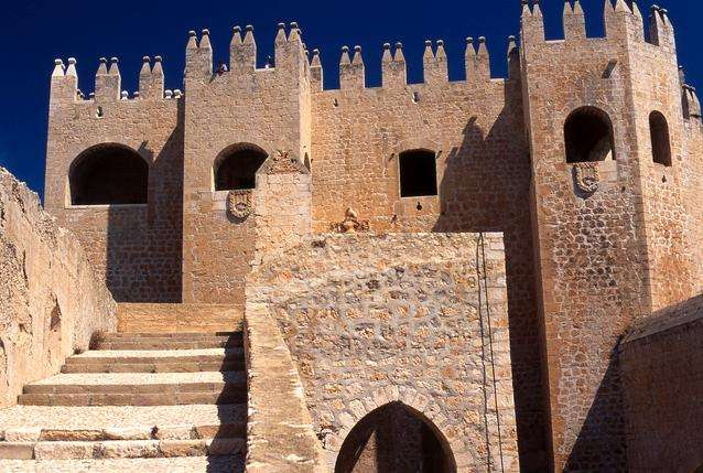 Castillo de los Fajardo